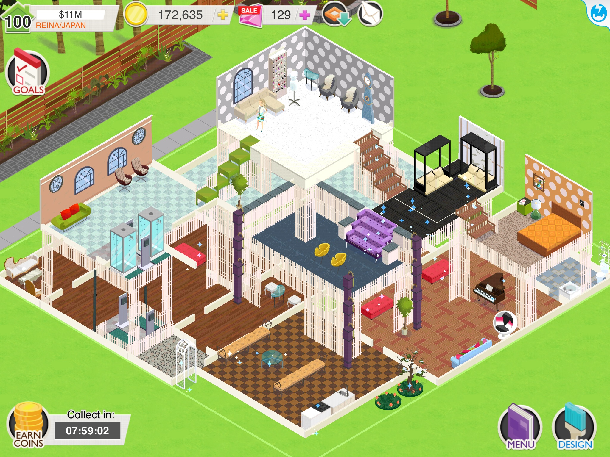 Home Design Story Reinajapan: create your house game